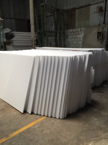 Insulation foam sheets